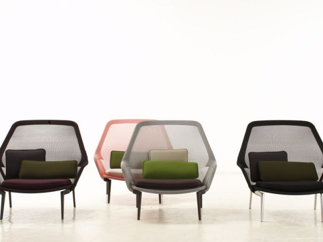 Slow Chair - Erwan et Ronan Bouroullec