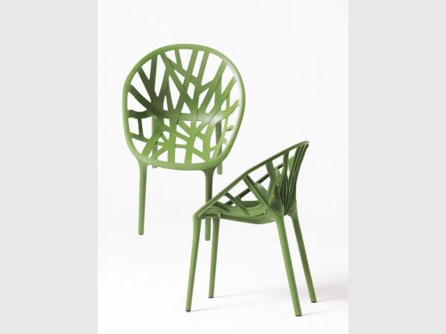 Vegetal Chair - Erwan et Ronan Bouroullec