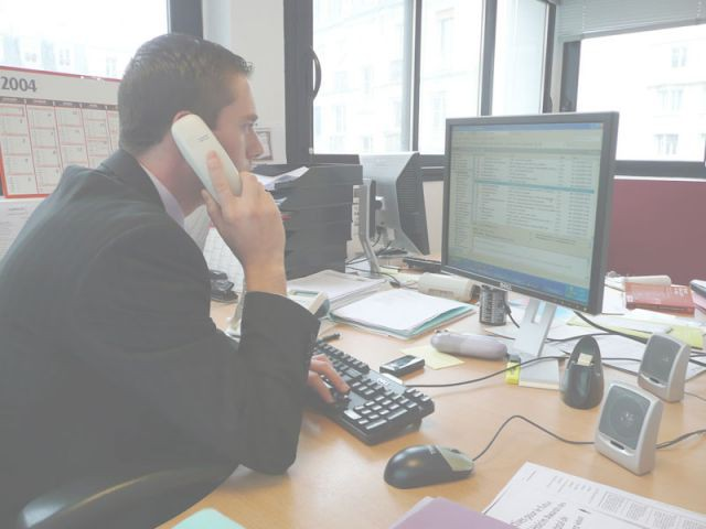 bureau telephone