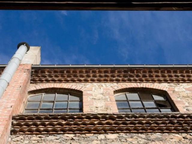 Les fenêtres restaurées - montchal