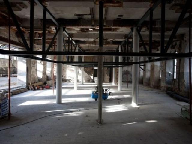 Lofts en travaux - montchal