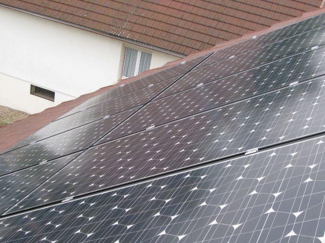 Les solutions photovoltaïques éco-design de Solactiva - panneaux solaires