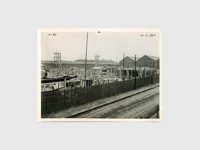 Courbevoie, 1929 - michelin