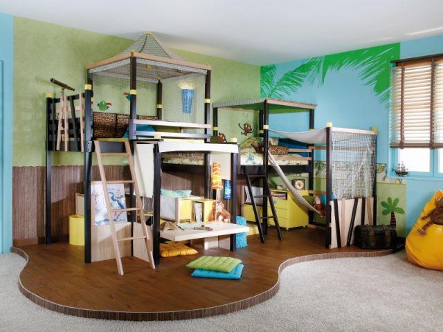du nouveau dans les chambres pour enfants. Black Bedroom Furniture Sets. Home Design Ideas