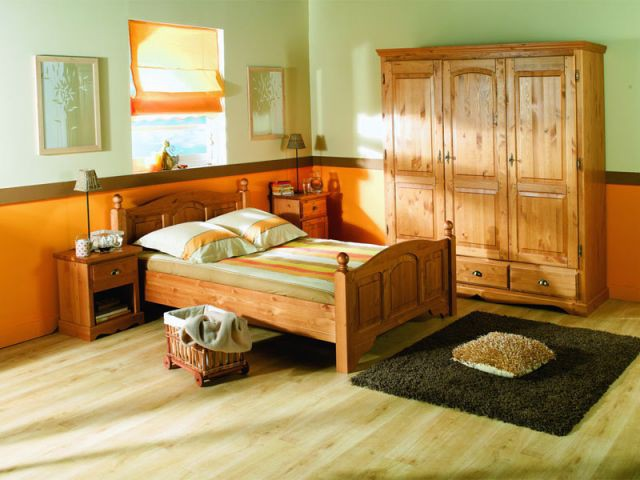 Chambre traditionnelle