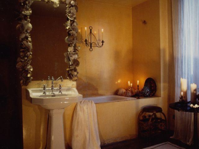 Salle de bain - chambre en chantier