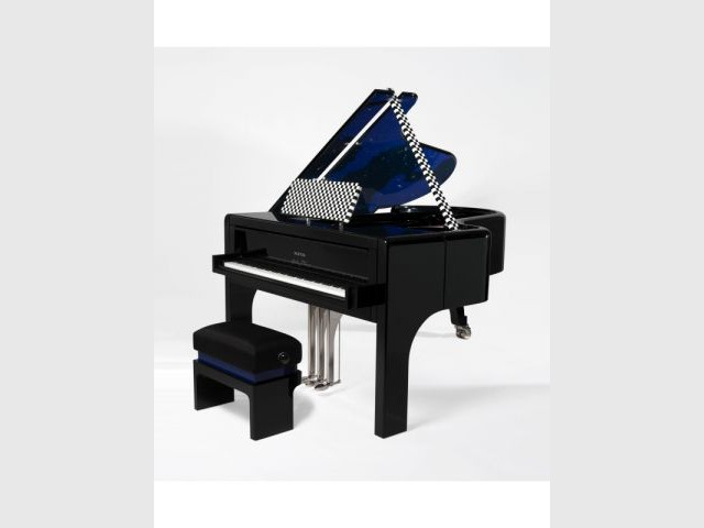 Piano - Labels VIA 2009