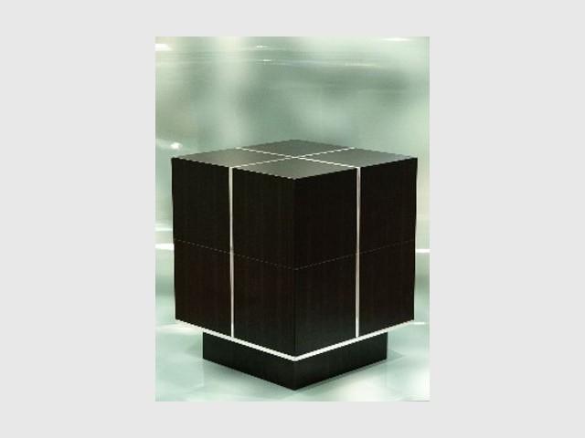 Table de chevet - Pavillon des Arts et du Design 2009