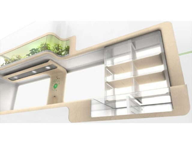 cuisine Green Kitchen par Whirpool