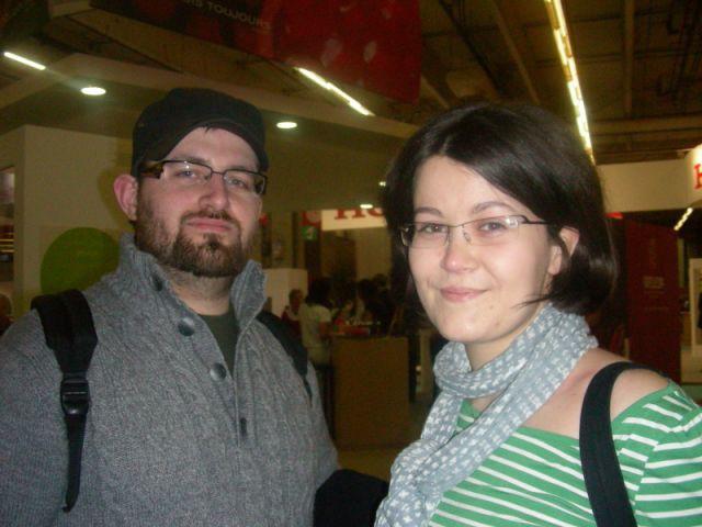 Julie M. et Philippe R.