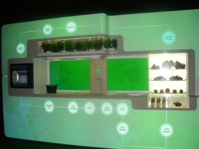 green kitchen de whirpool