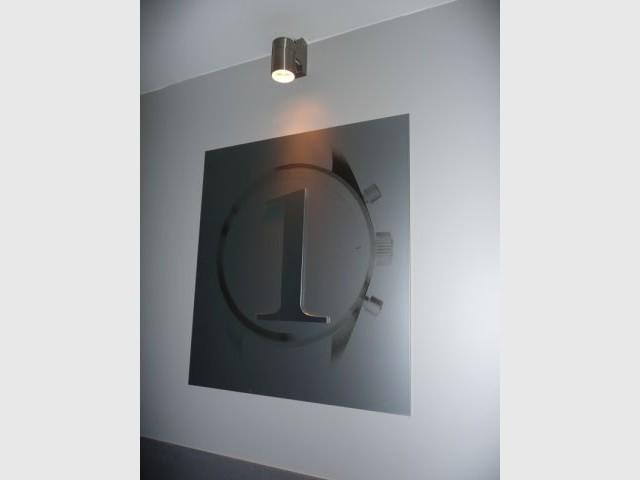 1er étage - Cadran Hôtel