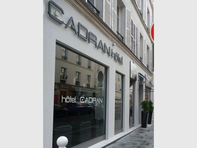 Cadran Hôtel