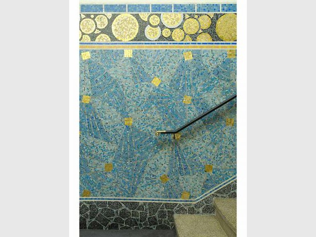 Odorico A La Decouverte De La Mosaique Art Deco