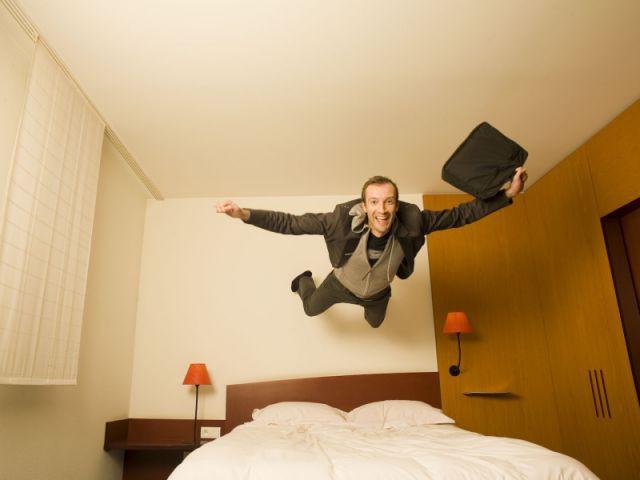 Votez pour le meilleur saut de lit for Lit qui gratte