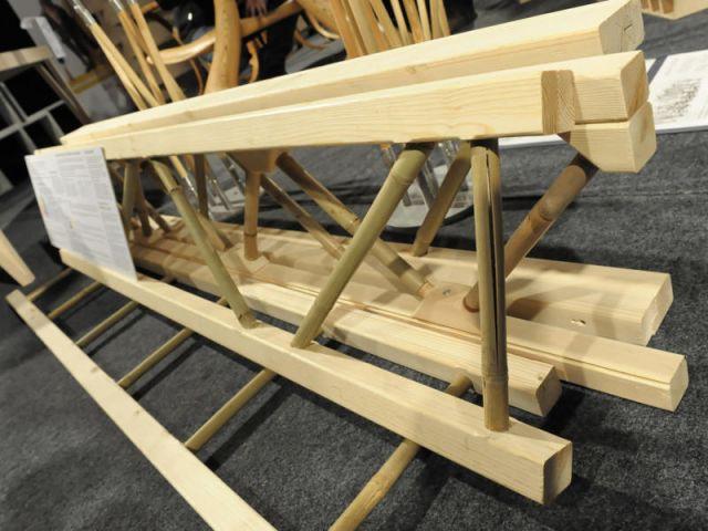 Système constructif - Salon 2009 Bois & Habitat