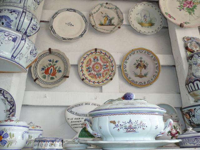 Art ancien - Faïencerie Bourg-Joly - Malicorne