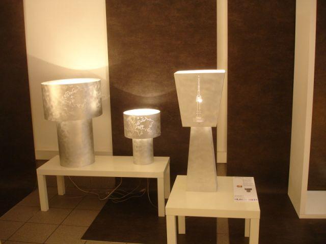 Les objets lumineux selon Elsa Somano - exposition Black Out