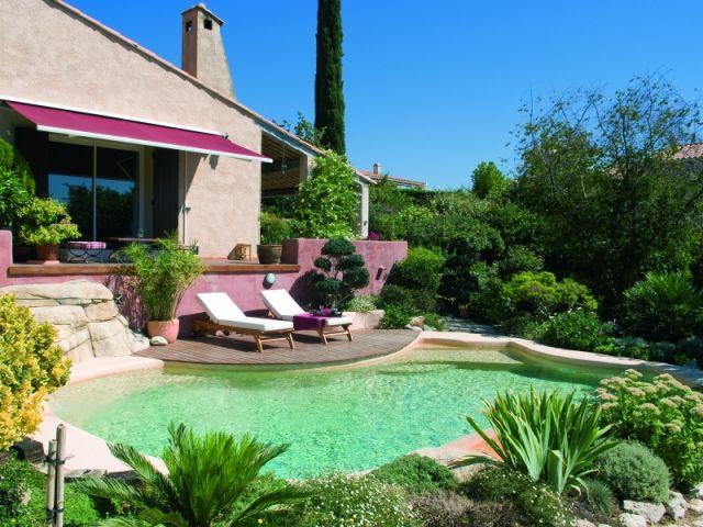 Le rêve selon Carré bleu - piscine