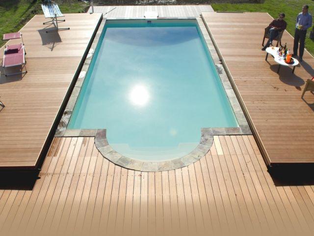 L'abri de piscine Pooldeck de Swimprotect - abri piscine
