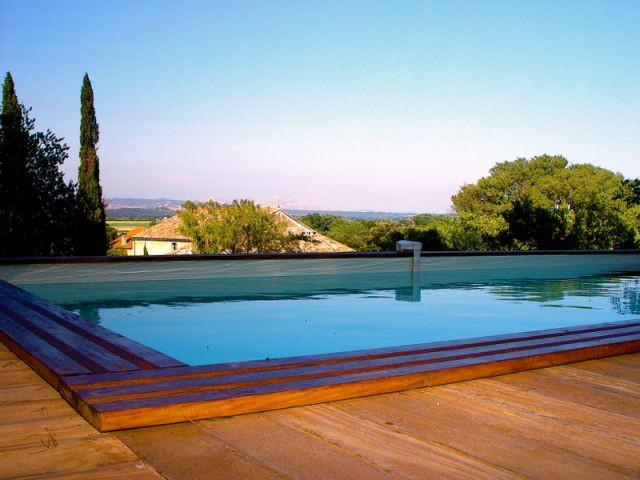 piscine Wood-Line