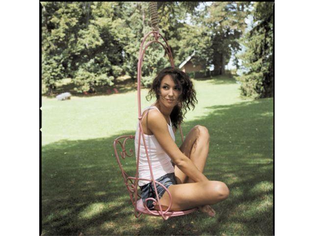 chaise suspendue Fermob