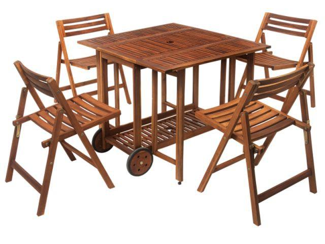 Set de table et chaises Casino