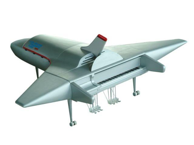 pianos avion design