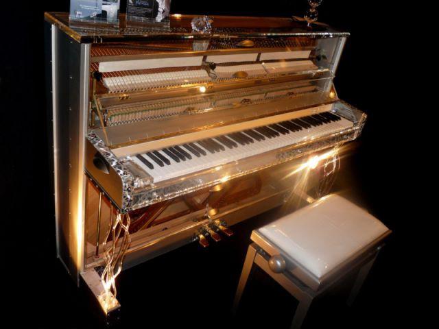 pianos design