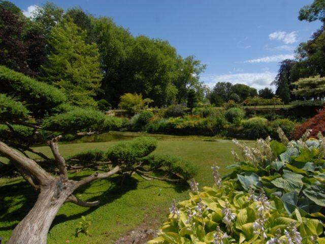 jardin domaine de courances
