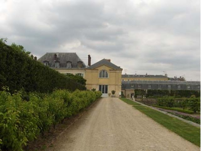 potager du roi chateau de Versailles