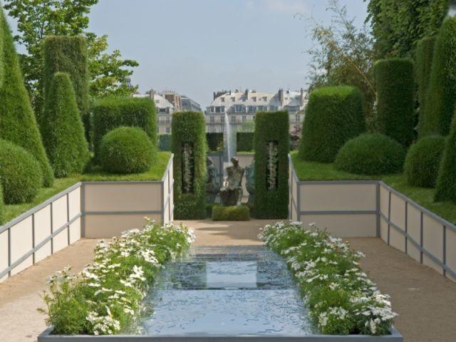 """Jardins, Jardin"" Truffaut"