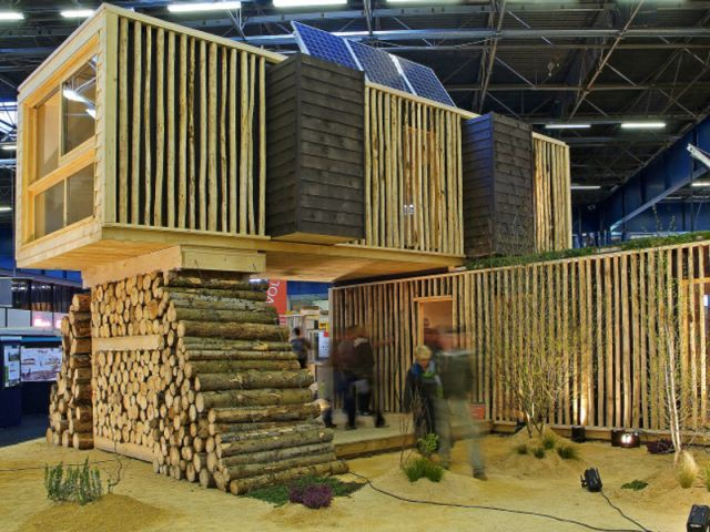 salon européen du bois à grenoble