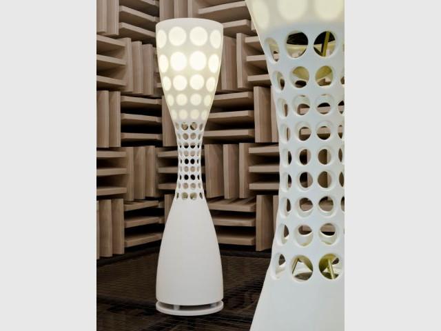 Le squeezophone 360° de Kenwood Design