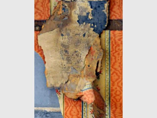 papier peint collection Vestige d'avenir