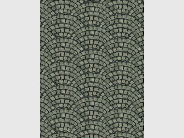 tapis pavé