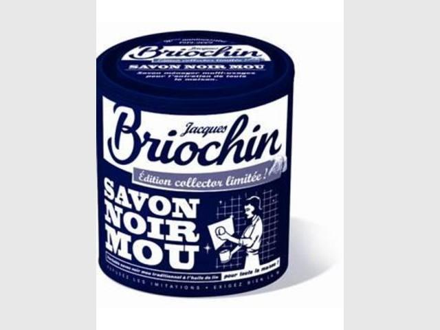 savon noir mou de Jacques Briochin