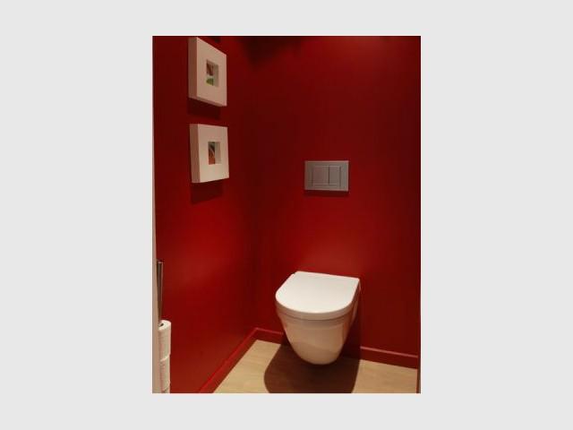 WC - Rénovation loft Toulouse - Marina Moroni
