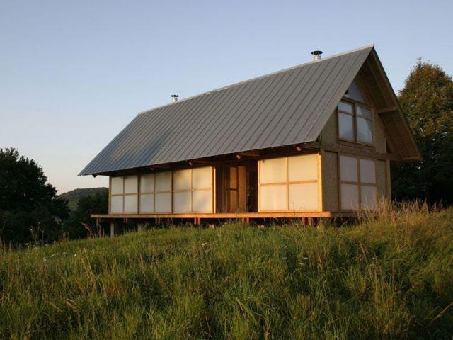 Catégorie Maison individuelle - architecture contemporaine - Petite surface - Maison individuelle - Petite surface
