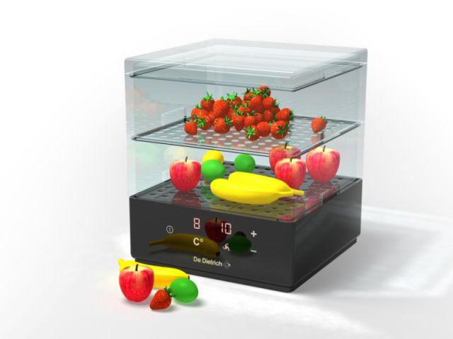 """""""Keep it fresh"""", le premier prix du design petit électroménager - trophée du design de Dietrich"""