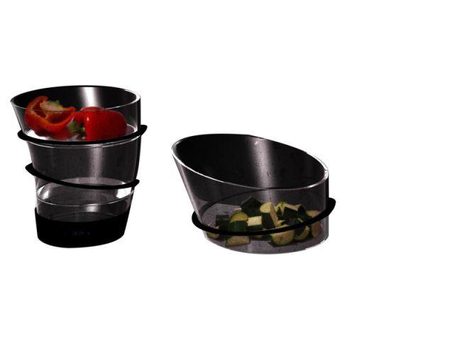 Le cuit-vapeur, troisième prix du design petit électroménager - trophée du design de Dietrich