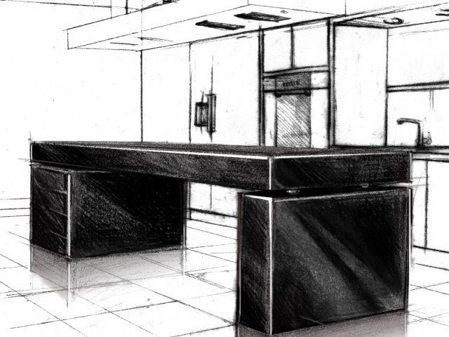 """""""Blackboard"""", troisième prix de design gros électroménager - trophée du design de Dietrich"""
