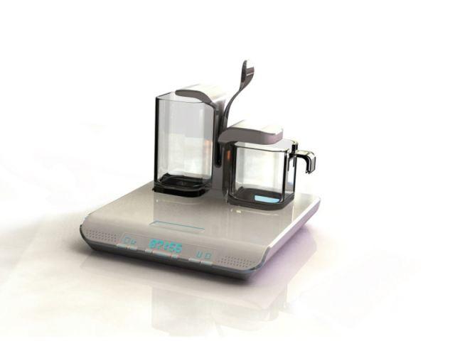 """Le """"Wake eat"""", prix spécial décerné par les internautes - trophée du design de Dietrich"""