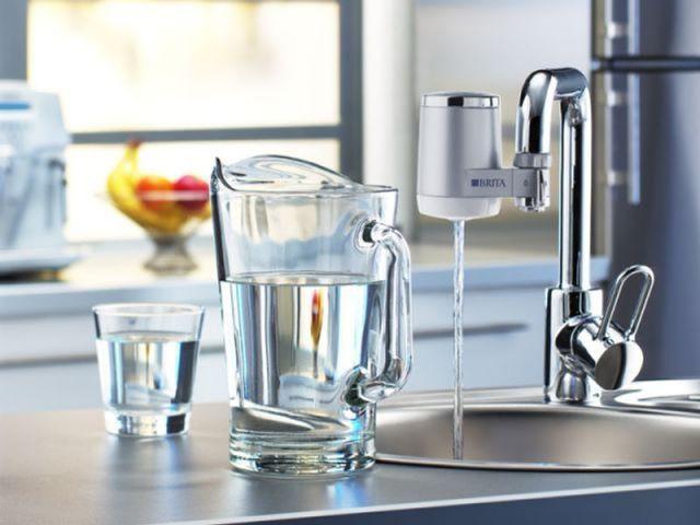filtre à eau Brita