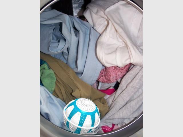 Ecoclean boule lavage