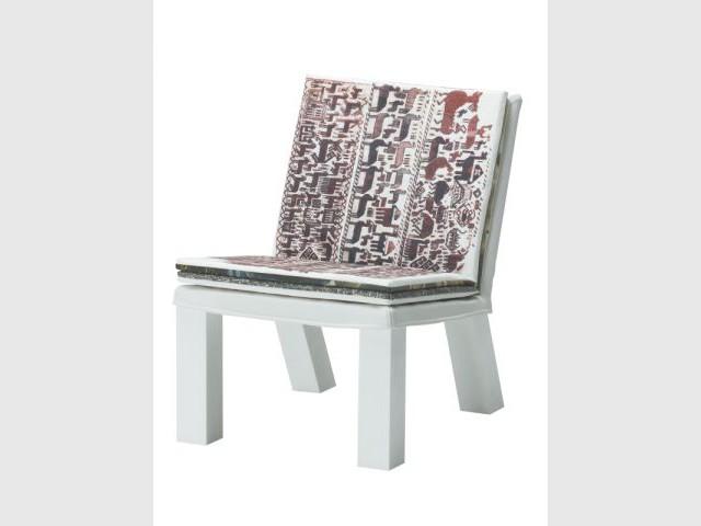 "fauteuil ""Selma"""