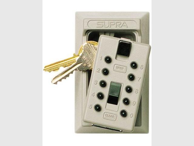 boitiers de clés Gesclés