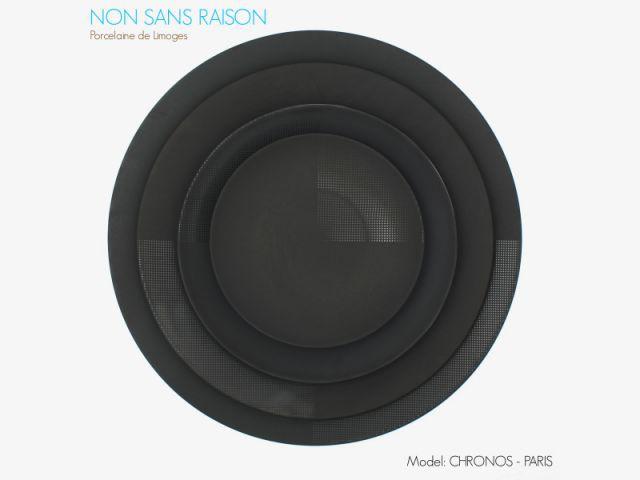 Chronos noir - Non Sans Raison