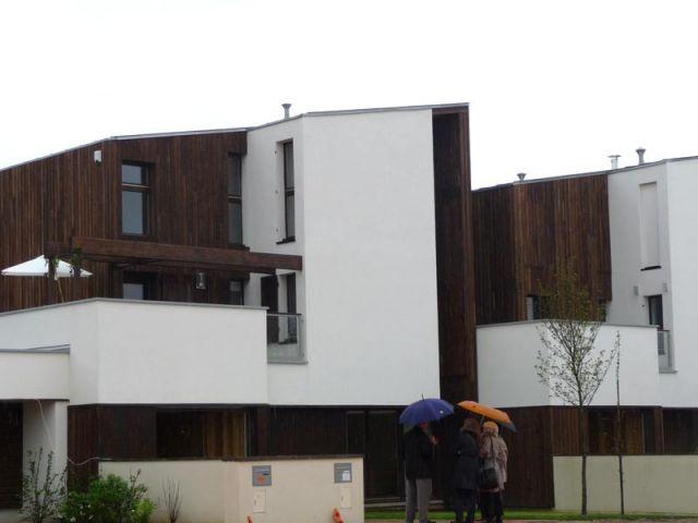 maisons bois écologiques