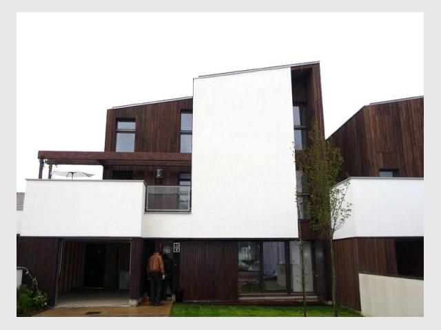 maison bois Villanovae